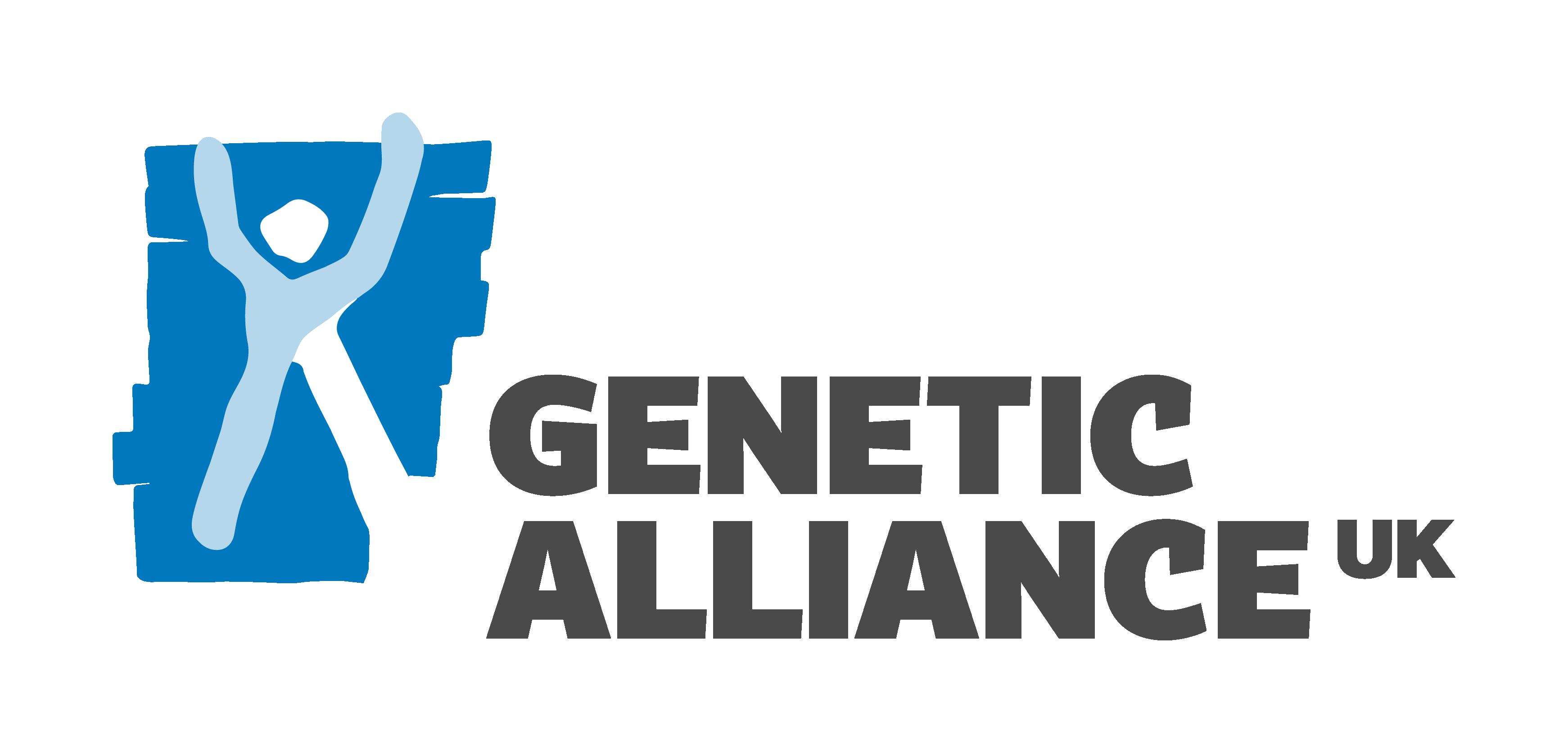 Logo: Genetic Alliance UK