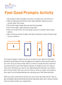 An exercise to help you find your feel good activities